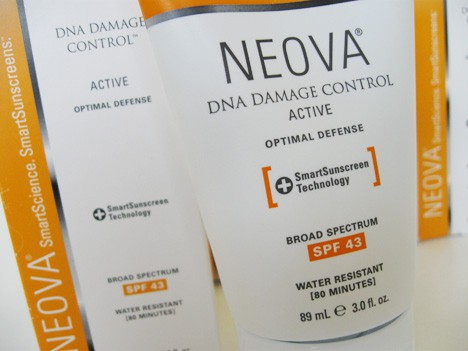 Neova DNA Damage Control EVERYDAY (SPF 44) and ACTIVE (SPF43) Review