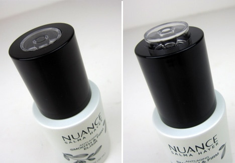NuanceSkin10  Nuance Salma Hayek AM/PM Skincare collection Review
