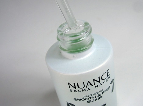 NuanceSkin11  Nuance Salma Hayek AM/PM Skincare collection Review