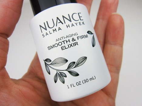 NuanceSkin9  Nuance Salma Hayek AM/PM Skincare collection Review