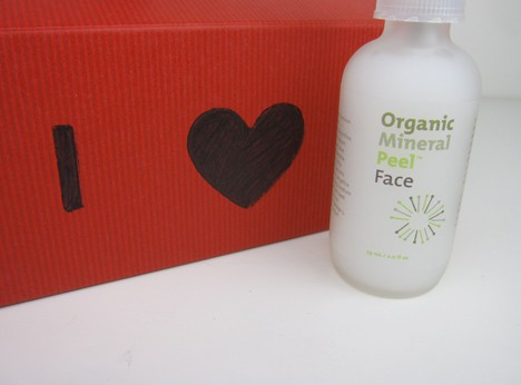 ORG3 O.R.G Organic Mineral Peel Face   photos & review