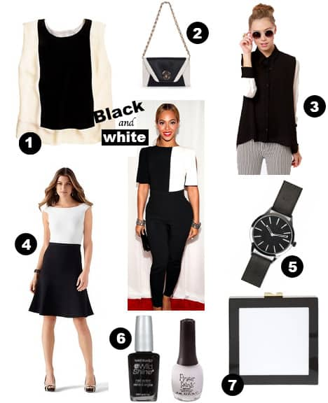 beyonce Beyonce Inspired Fashion: 7 Chic Basics
