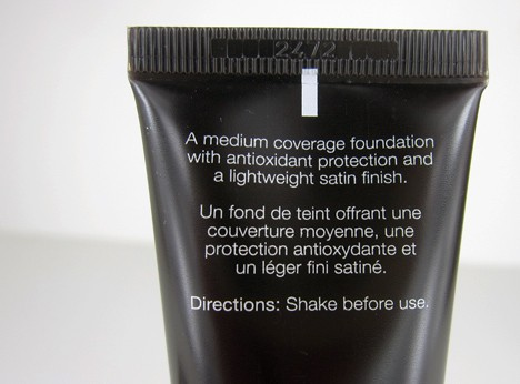 BeccaRadiantSkin3 BECCA Radiant Skin Satin Finish Foundation Review