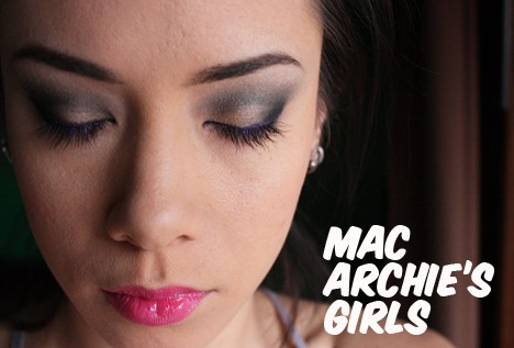 MACArchiePigment MAC Archie's Girls Pigments and Liners – review, photos, swatches & looks