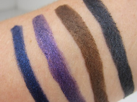 MACArchiePigment8 MAC Archie's Girls Pigments and Liners – review, photos, swatches & looks