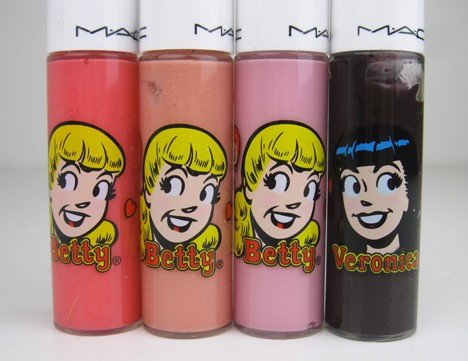 MACArchielips12 MAC Archie's Girls Lips and Cheeks – review, photos & swatches