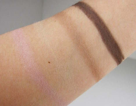 MACArchiepalette8 MAC Archie's Girls palettes and mascaras – review, photos & swatches