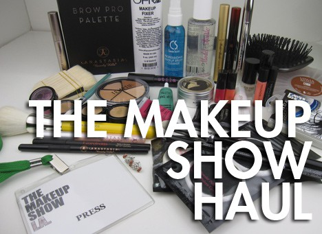 The Makeup Show Los Angeles Haul Part 1