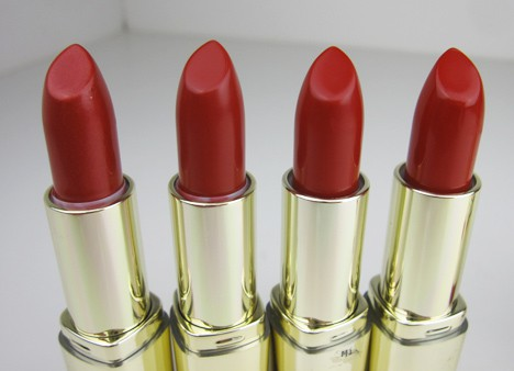 MilaniRed4 Milani Color Statement Lipstick   review, photos and swatches