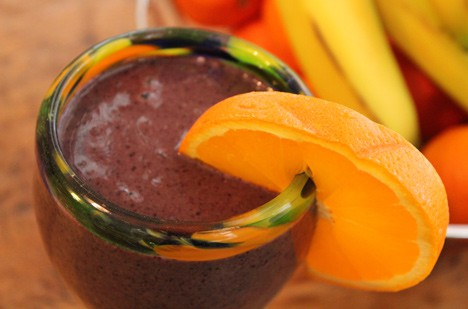 2014 The Shay House Healthy Smoothie Recipe