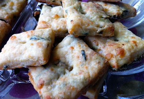 CheddarCrackers8 Best of 2013: Recipes