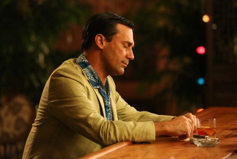 Mad Men Musings: The Doorway