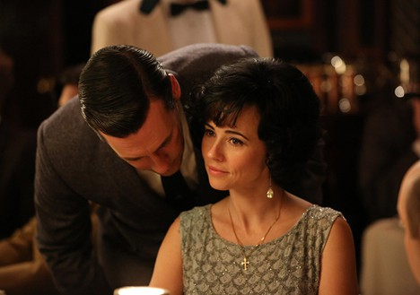 Mad Men Musings: The Collaborators