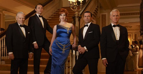 Mad Men Musings: The Flood