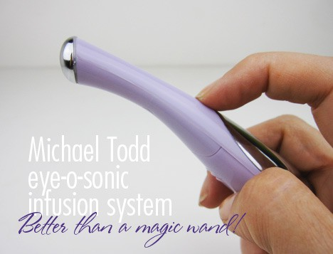 MichaelToddnfusion1 Michael Todd Eye O Sonic Infusion System Review