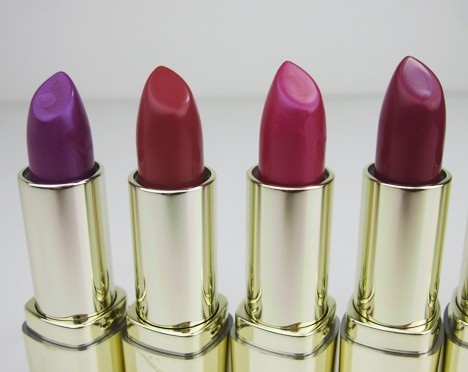 MilaniPlum4 Milani Color Statement Lipstick   swatches and review