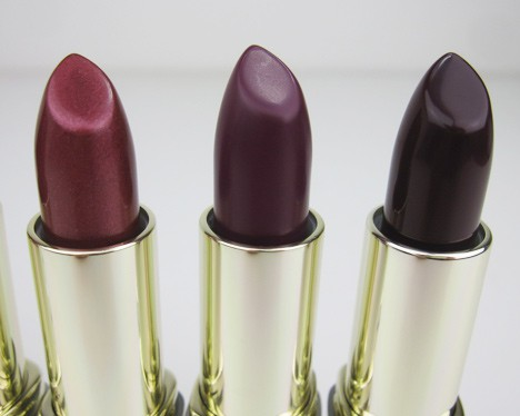 MilaniPlum5 Milani Color Statement Lipstick   swatches and review