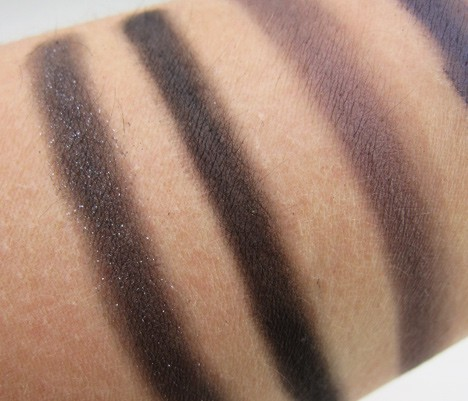 NYXNatSmok13 NYX  Natural Eyeshadow Palette and Smokey Eyeshadow Palette   swatches and review