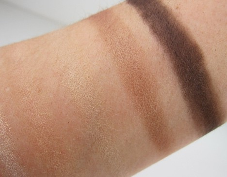 NYXNatSmok8 NYX  Natural Eyeshadow Palette and Smokey Eyeshadow Palette   swatches and review