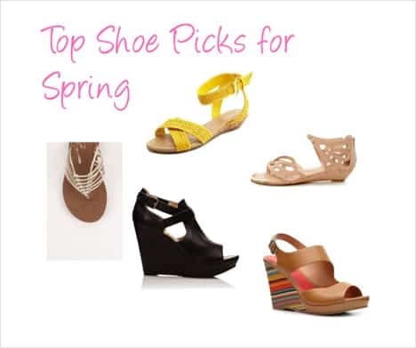 Sandals: Spring and Summer Round Up