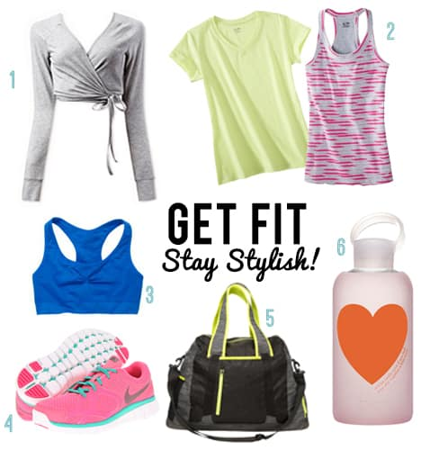 Get Fit, Stay Fashionable – Cute Workout Clothes