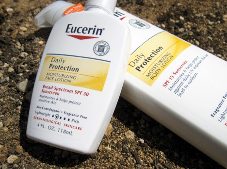 EucerinMay2 May is Skin Cancer Awareness Month: Take the Eucerin Skin First Pledge