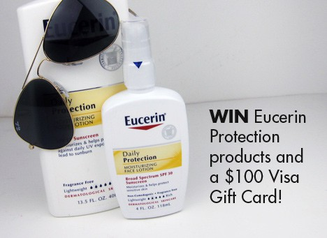 Eucerin Product Giveaway