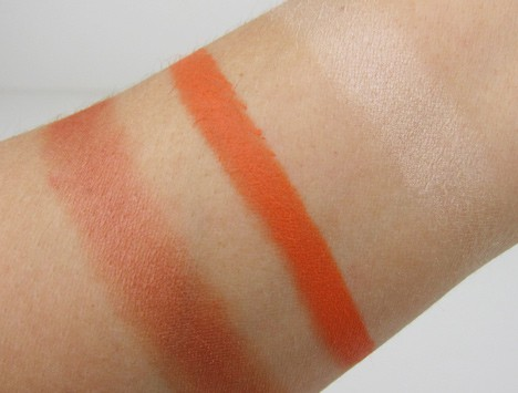 MACHayley5 MAC Hayley Williams Collection   swatches and review