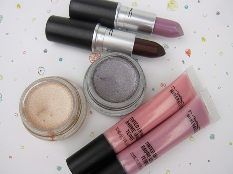 MACbeautieslips2 MAC Baking Beauties, lips & eyes – swatches and review