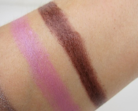 MACbeautieslips5B MAC Baking Beauties, lips & eyes – swatches and review