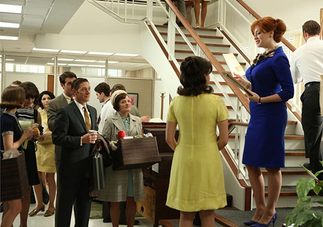 Mad Men Musings: Man with a Plan