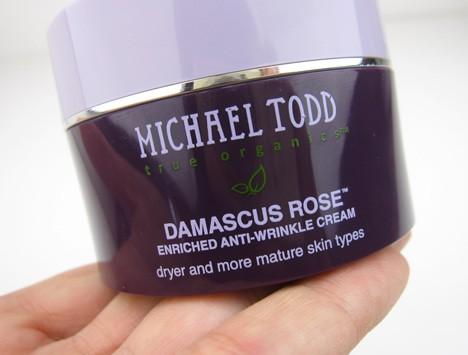 MichaelToddRose1 Michael Todd Damascus Rose Wrinkle Cream review