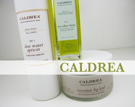 Caldrea1 New! Caldrea Body Products   review