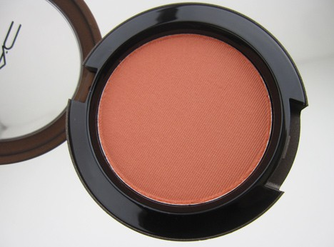 MACtempbody2 MAC Temperature Rising Cheeks & Body   swatches and review