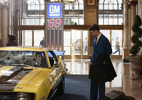 Mad Men Chevy Mad Men Musings: In Care of