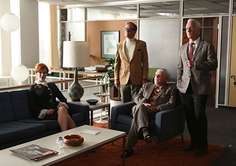 Mad Men Intervention Mad Men Musings: In Care of