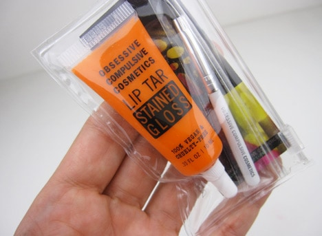 OCCstainedgloss3 OCC Lip Tar Stained Gloss   swatches and review