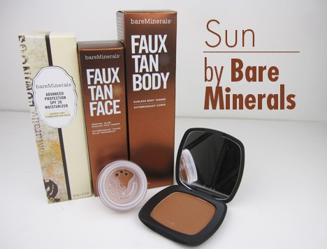 BareMineralsSun1 Bare Minerals Faux Tan Face and Body, and more!