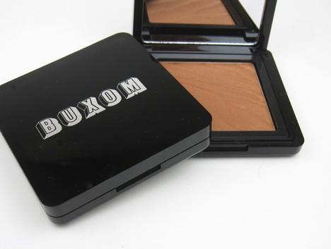 BuxomBronzer1 Buxom Hot Escapes Bronzer   swatches and review