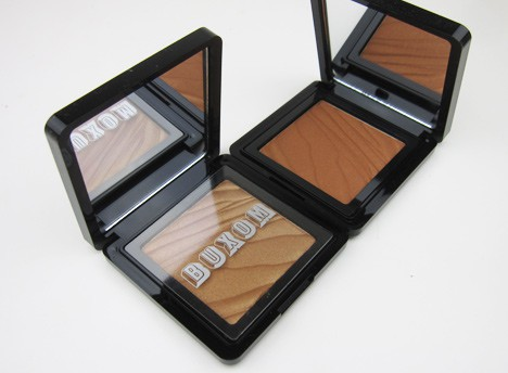 BuxomBronzer2 Buxom Hot Escapes Bronzer   swatches and review