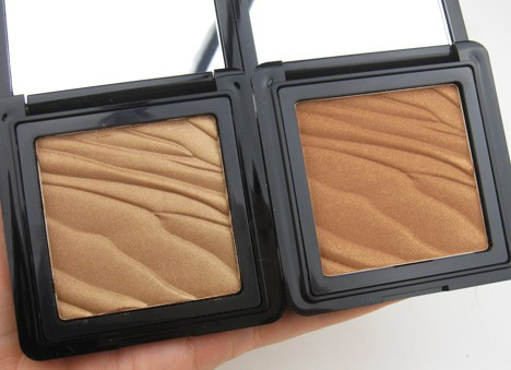 Buxom Hot Escapes Bronzer – swatches and review