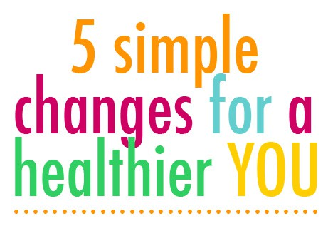 5 Easy Steps Towards a Healthy Lifestyle