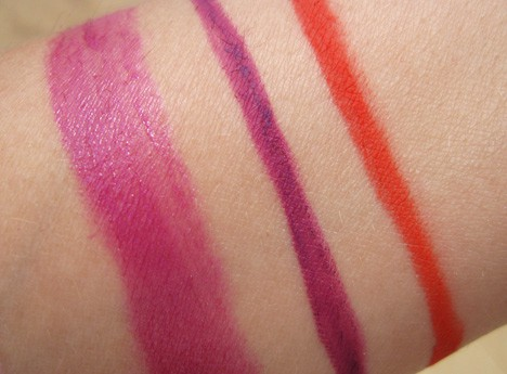 MACTaboo17 MAC Tropical Taboo   swatches & review