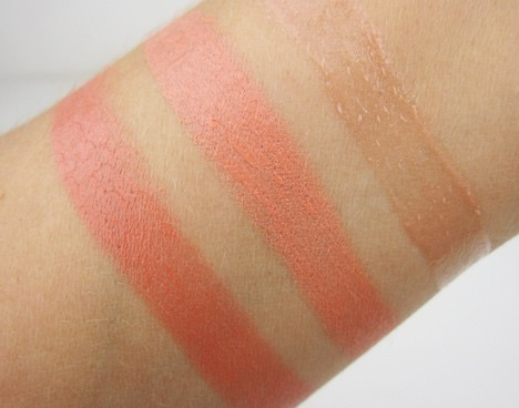 MACorange4 MAC All About Orange   swatches and review