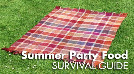 SummerPartyFood 5 Tips: Summer Party Food Survival Guide