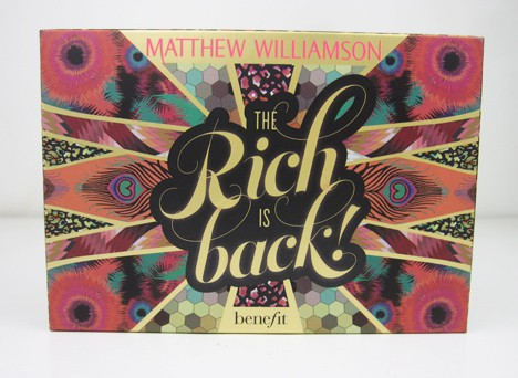 BenefitRich2 Benefit The Rich is Back palette   swatches & review
