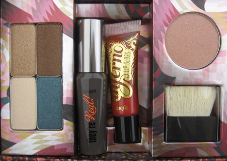 BenefitRich4 Benefit The Rich is Back palette   swatches & review