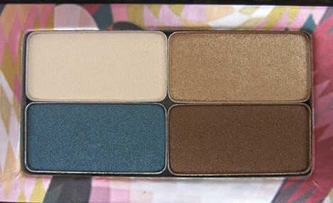 BenefitRich7 Benefit The Rich is Back palette   swatches & review