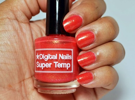 DigitalNailsCompanions10 Digital Nails Companions Collection   swatches and review