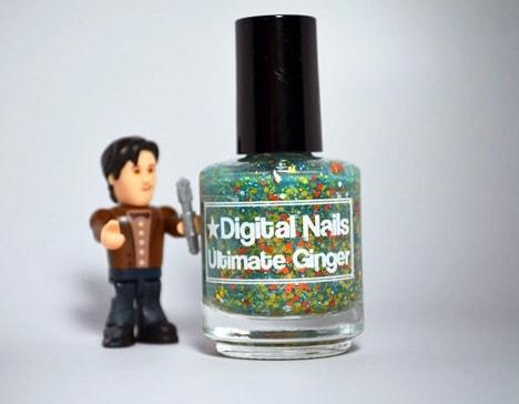 Digital Nails Ultimate Ginger